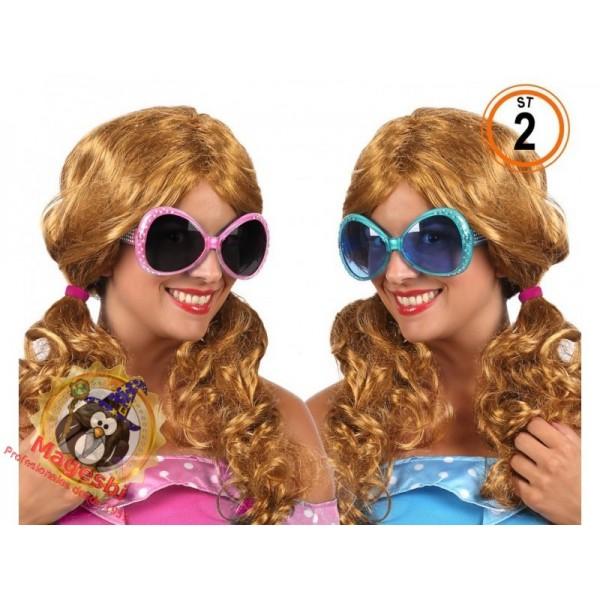 Gafas Retro Hippie Color