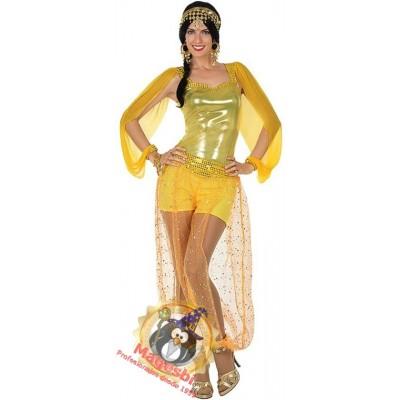 bailarina Arabe Oro