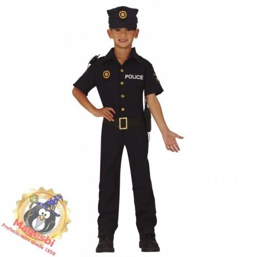 Disfraz Policia Nacional Niño