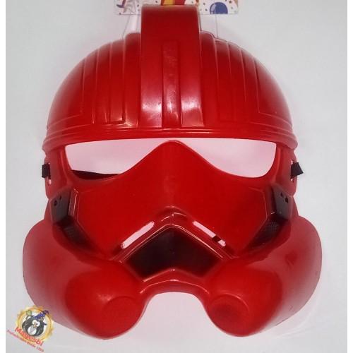 Mascara Storm Trooper Rojo