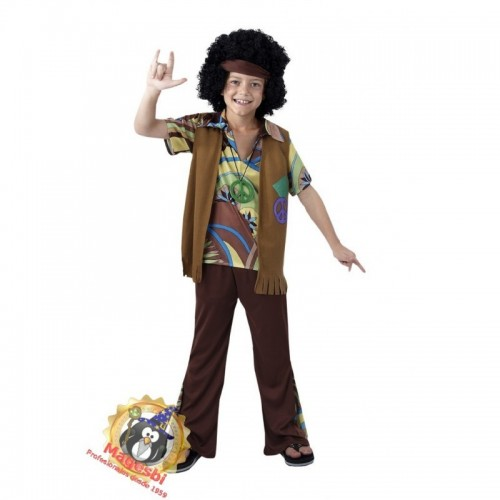 Hippie Marron Chico 7 a 9
