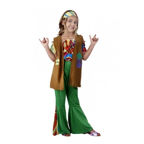 Hippie Chica Marron