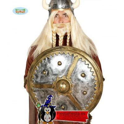 Escudo Vikingo Grande Disfraz