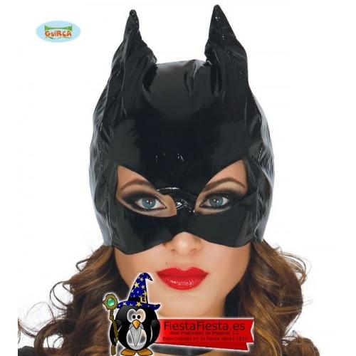 Mascara catwoman mujer gato