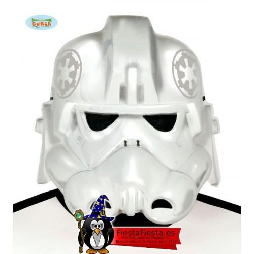 Mascara Stormtrooper plastico