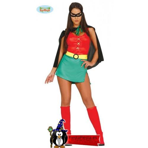 Disfraz Robin Girl batman heroina