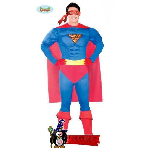 Disfraz Superman Adulto Heroe
