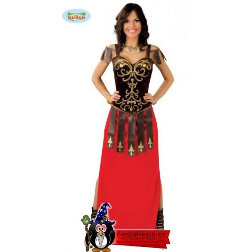 Disfraz Romana Tiberia Guerrera