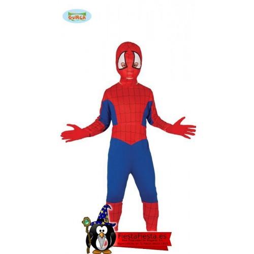 Disfraz Spiderman infantil