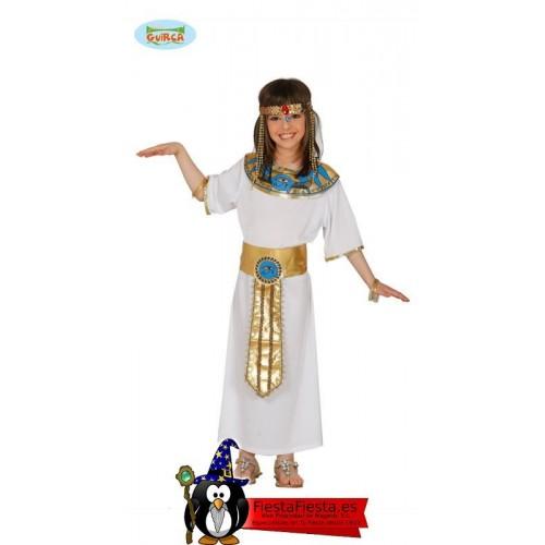 Disfraz Egipcia Cleopatra niña