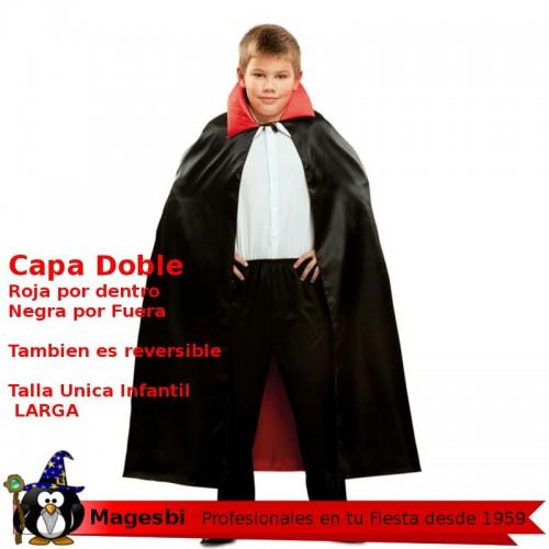 Capa Dracula Infantil