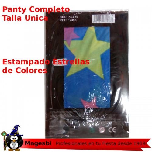 Medias Estrellas Colores