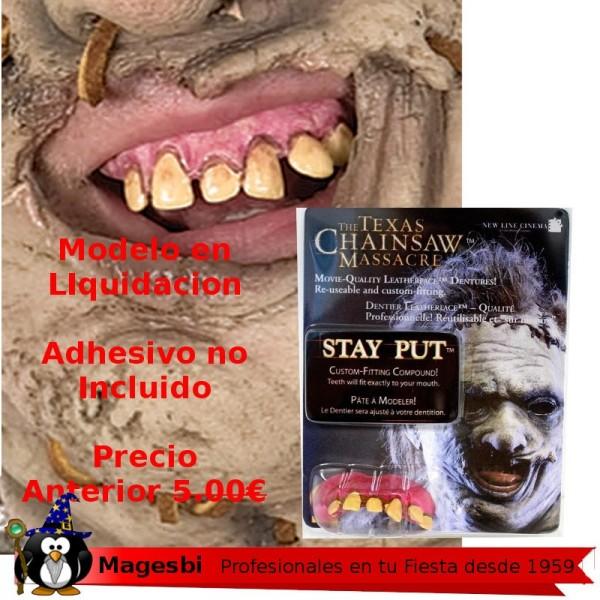 Dentadura Zombie Matanza