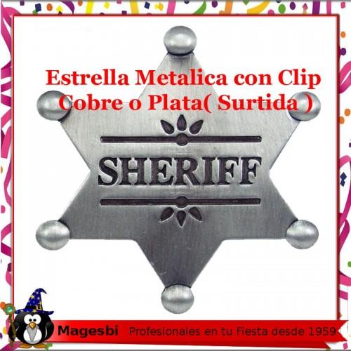 Estrella Sheriff Metal