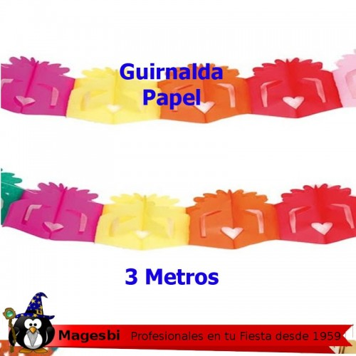 'Guirnalda Regalitos Multicolor 3 Metros'