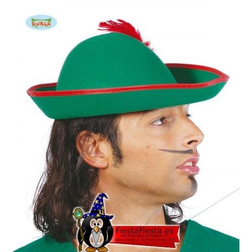 Sombrero Robin Hood Tiroles