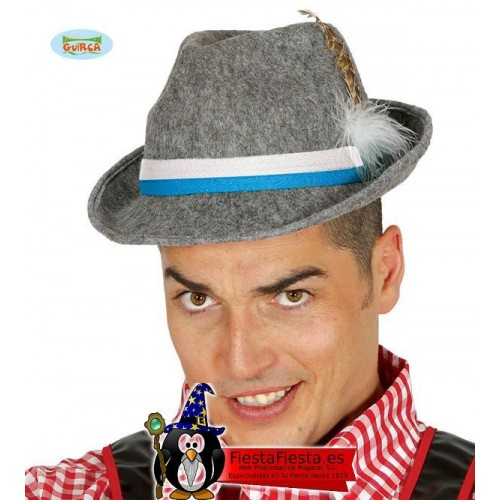 Sombrero Tiroles Aleman