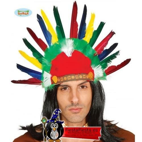 Penacho de Indio Colores