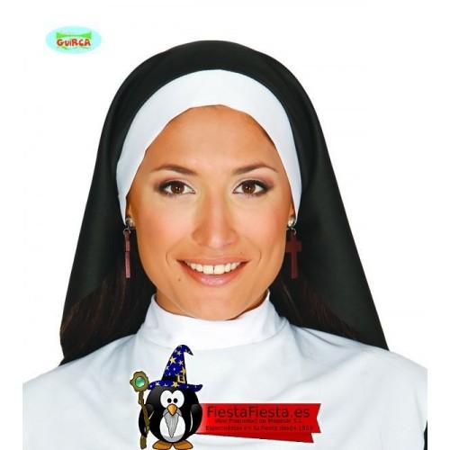 Conjunto monja adulto