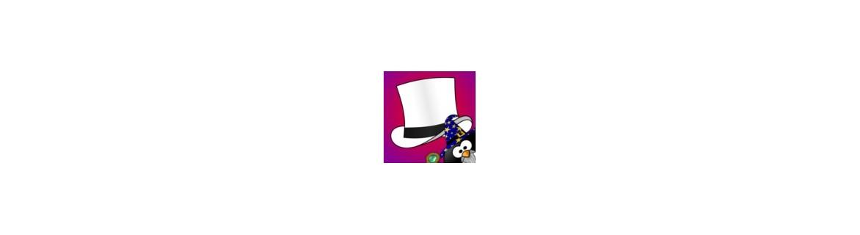 Sombreros , Casco ,Tocados , Boinas